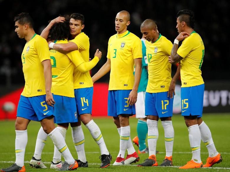 5 Rahasia di Balik Kualitas Defensif Brasil