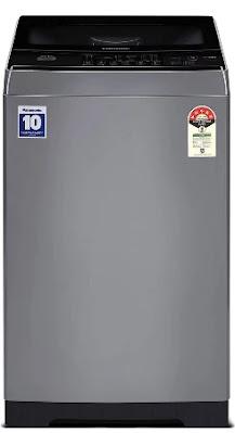 Panasonic 7 kg 5 Star Fully Automatic Top Load Washing Machine (NA-F70LF1HRB)