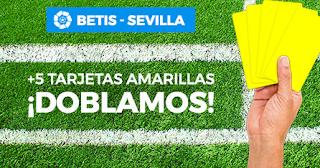 Paston promocion liga derbi Betis vs Sevilla 10-11-2019