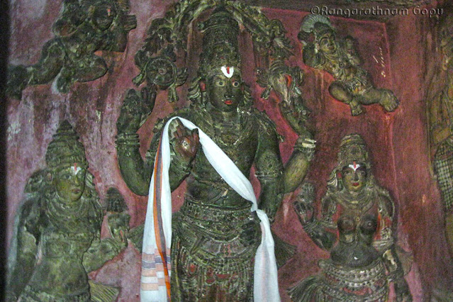 Malayadipatti Kan Niraindha Perumal Ranganathaswamy Temple Pudukottai