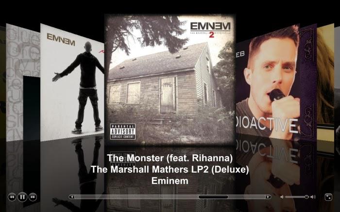 Ari Interactive: Eminem ... The Monster (feat. Rihanna