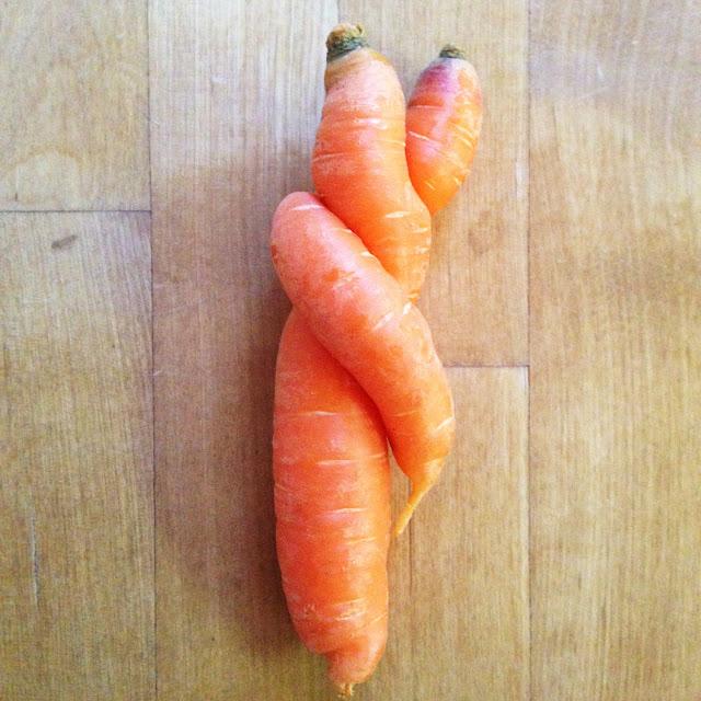wonder, joy, carrots, nature, beauty, Anne Butera, My Giant Strawberry