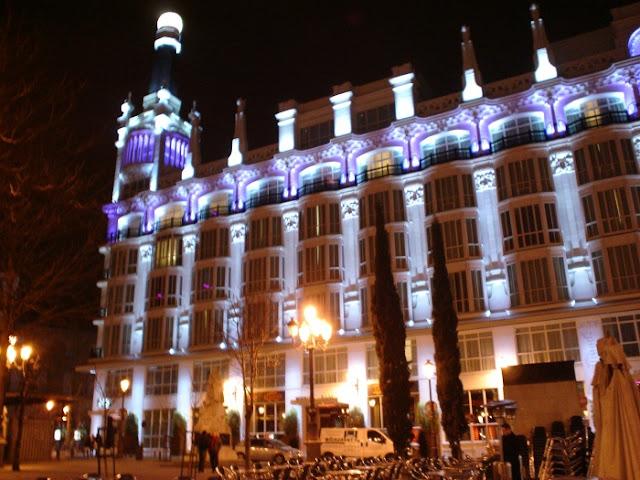 Visita guiada Madrid de Letras y pasiones