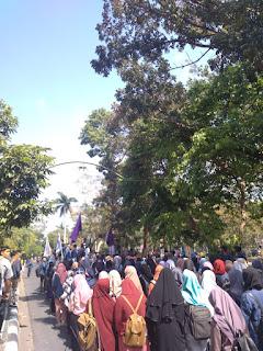 Besok Pagi Ribuan Mahasiswa NTB Akan Demo DPRD NTB
