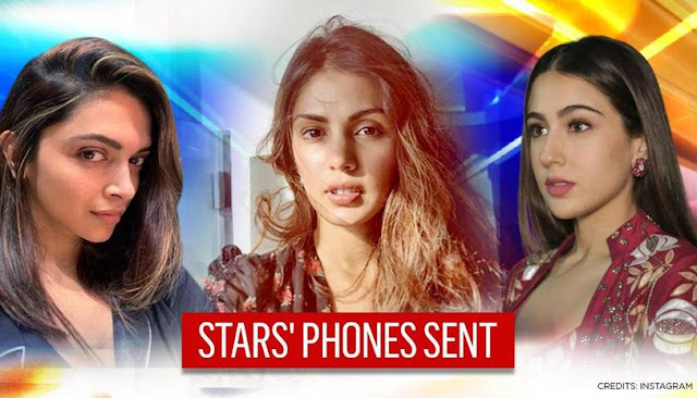 In Bollywood Drug Probe, 15 Phones Including Rhea's & Deepika's Sent For DFS Examination