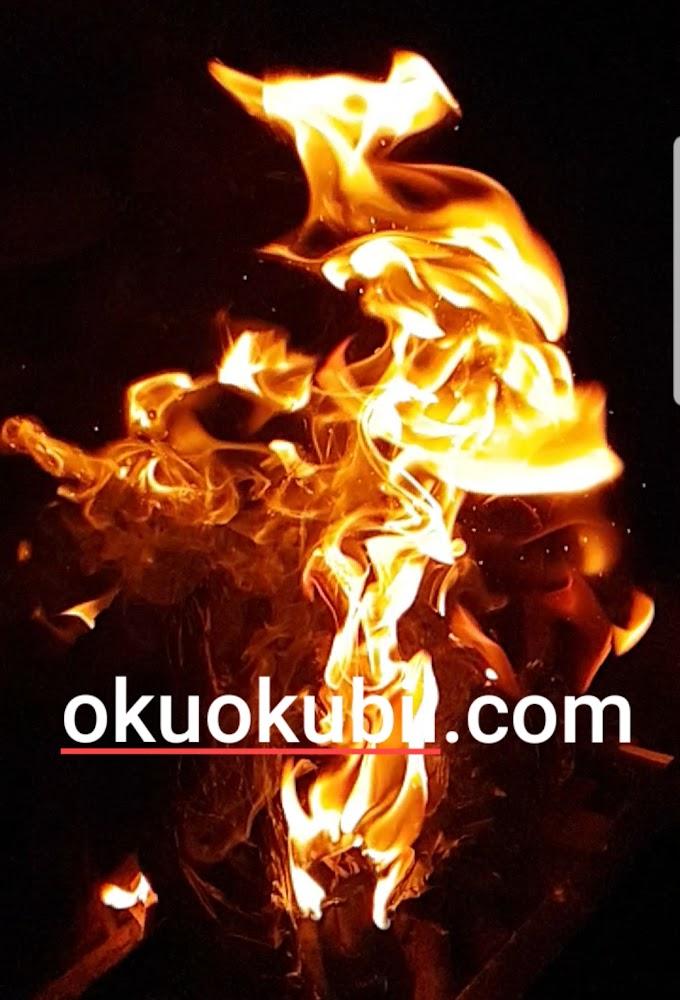 Ateş Falına Bakmak İçin Ateşin Hareket Anlamlarını Öğren