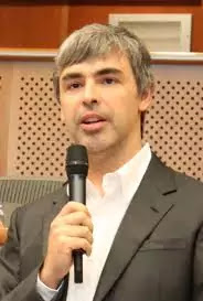 Larry Page (Co founder of Google)