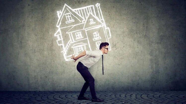 El sueño de la casa propia, casi 4 de cada 10 jóvenes todavía no se emanciparon