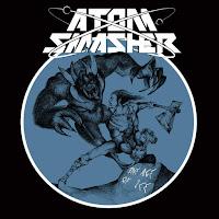 """Το ep των Atom Smasher """"The Age of Ice"""""""