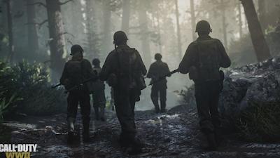 تنزيل وتثبيت لعبة Call of Duty WWII
