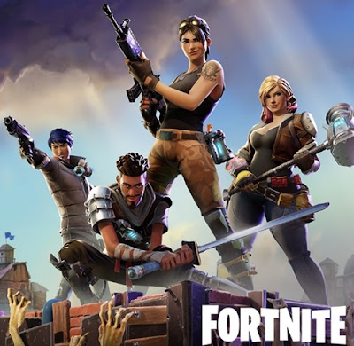 Who is the developer of fortnite? (image)