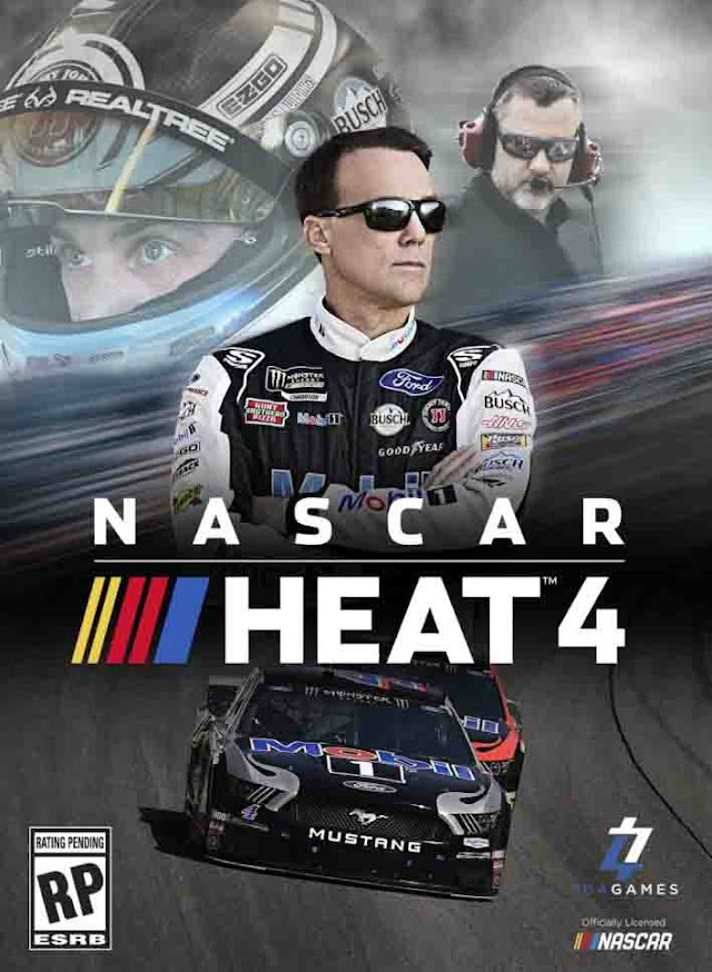NASCAR Heat 4 torrent download for PC ON Gaming X