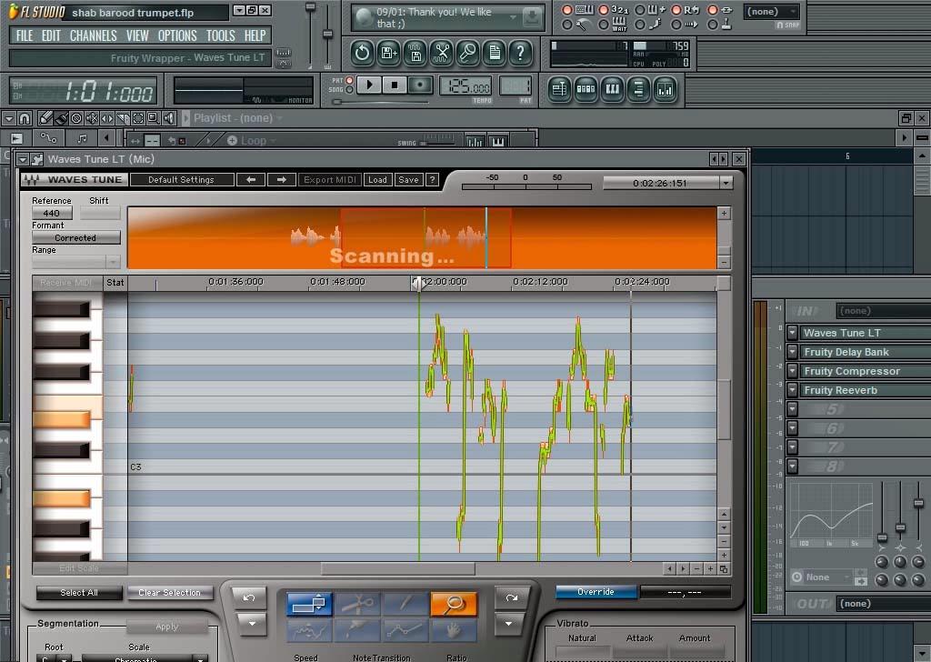 Waves tune plugin free download