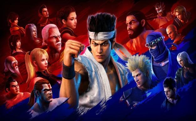 Virtua Fighter 5: Ultimate Showdown Remastered