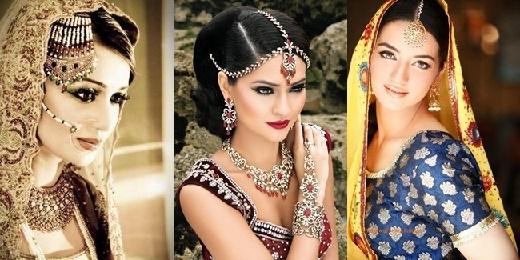 Inilah 3 Jenis Perhiasan Kepala Cantik Ala India