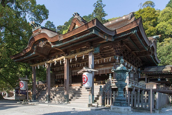 ศาลเจ้าคอนปิระ (Konpira Shrine)