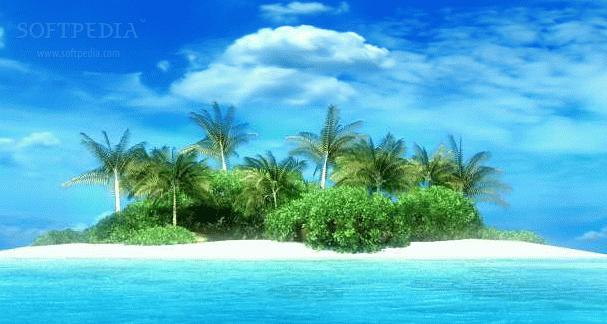 Tropical Island Paradise: Tropical Island