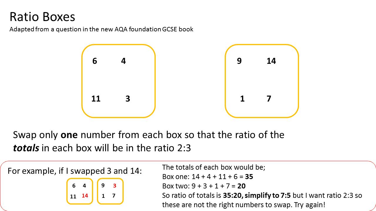 ratio boxes [ 1280 x 720 Pixel ]