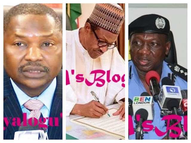 AGF, IG of Police may clash over Buhari's order