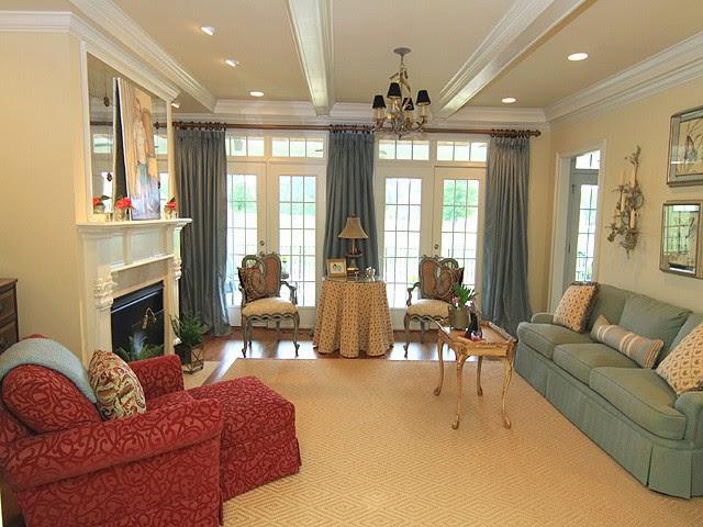 Philadelphia Cream Painted Rooms