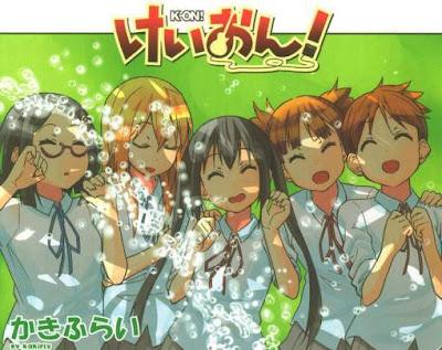 Download Manga K-ON! Restart Bahasa Indonesia