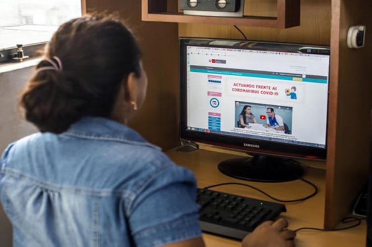DERRAMA MAGISTERIAL: Inscripción para capacitación virtual gratuita a docentes