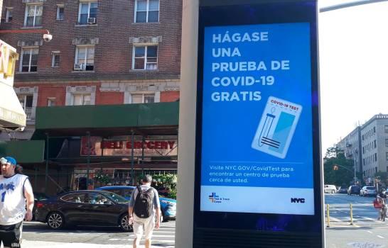 Dominicanos en alerta: Alto Manhattan declarado Zona Amarilla por rebrote de coronavirus