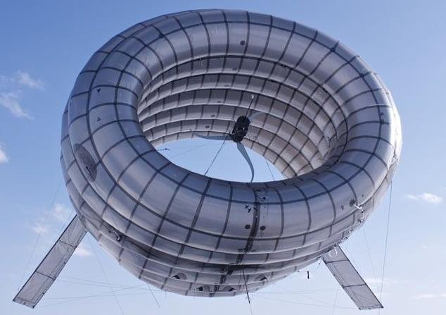 Turbina eolica ad alta pressione di Altaeros