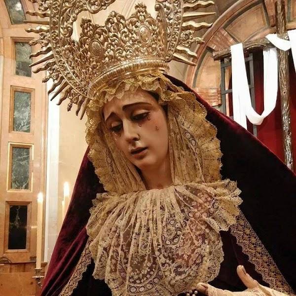 Horario e Itinerario Traslado de IDA de la Virgen del Buen Fin a San Dionisio. Jerez de la Frontera (Cádiz) 09 de Octubre de 2021
