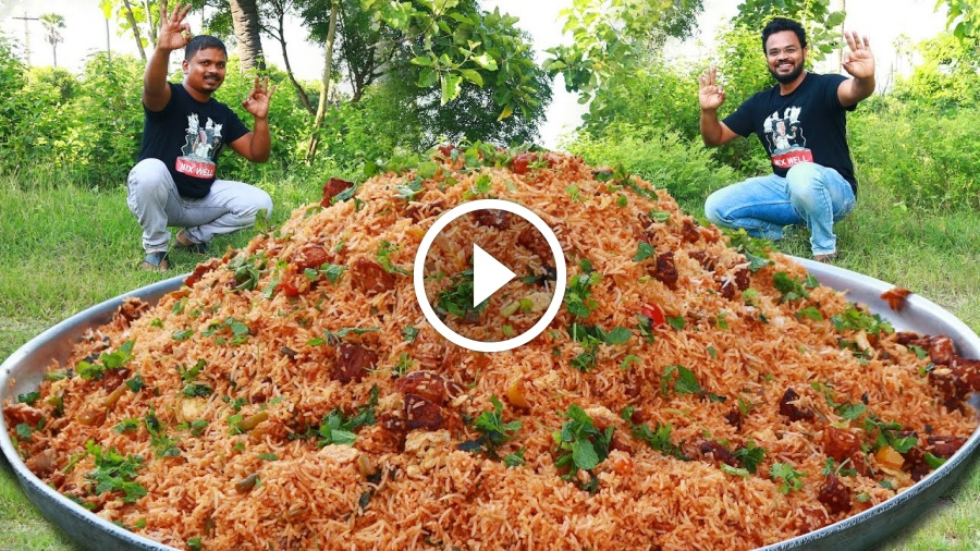 Potato Manchurian Fried Rice | Yummy Potato Egg Fried Rice | Grandpa kitchen
