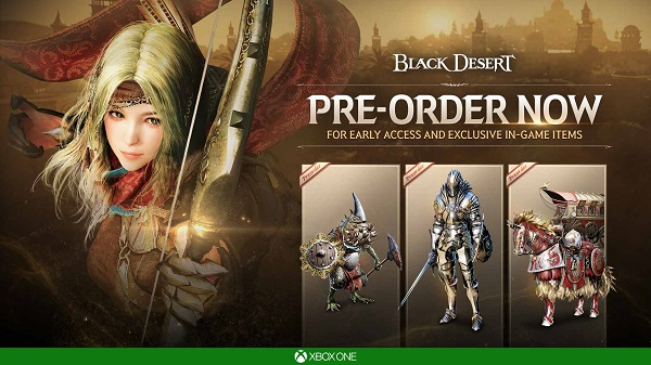 Pre-order Black Desert & check its release date