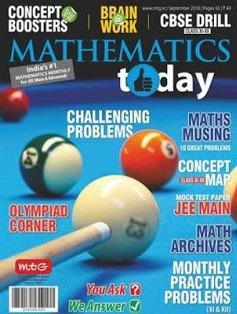 mathematics Today magazine Free PDF