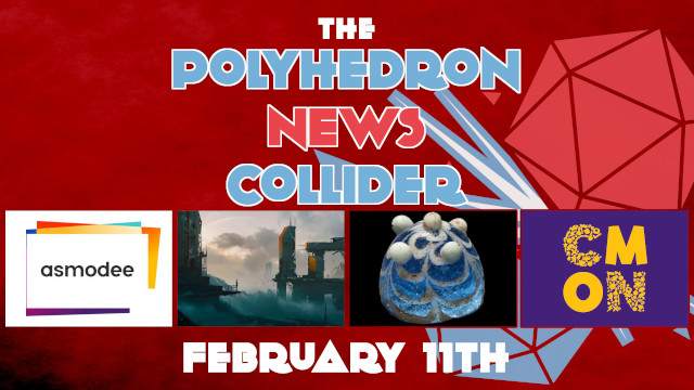 Board Game News Collider Ancient Viking gaming piece discovered Archetype EntertainmentStudio from Wizards of the Coast New Co CEO for CMON and Licensing Manager for Asmodee