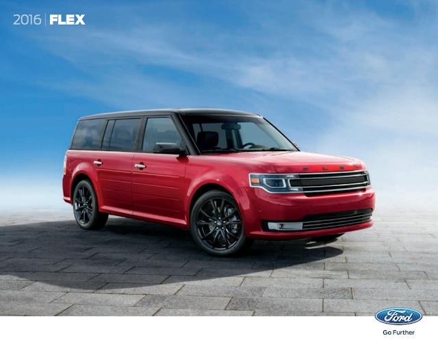 Downloadable 2016 Ford Flex Brochure