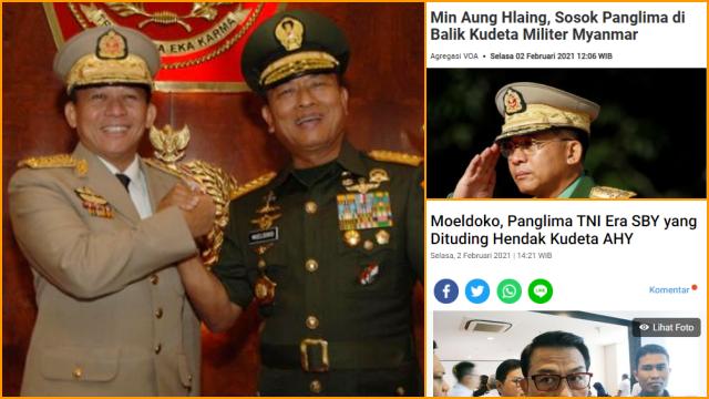 Tengku Zul Bandingkan Kudeta Militer Myanmar dengan Partai Demokrat
