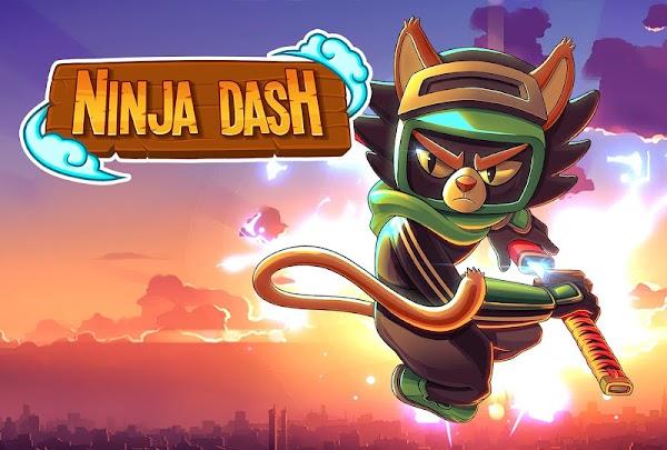 Ninja Dash Run - New Games 2019 1.3.24 | Mod Money