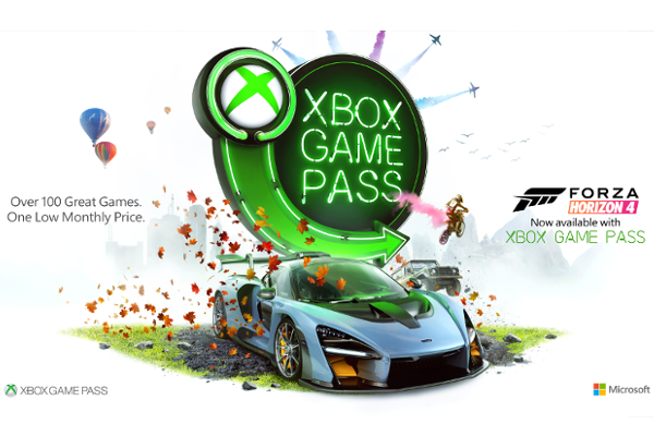Forza Horizon 4 arrives on Xbox One and Windows 10 with Xbox Game Pass