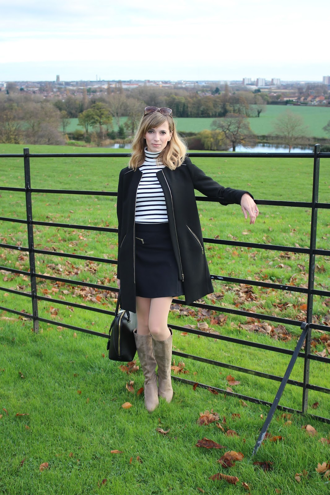 OOTD featuring Topshop, Zara and Online Avenue