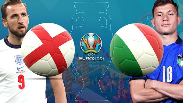 نهائي دوري الامم الاوروبيه : ايطاليا × انجلترا 🇮🇹🏴