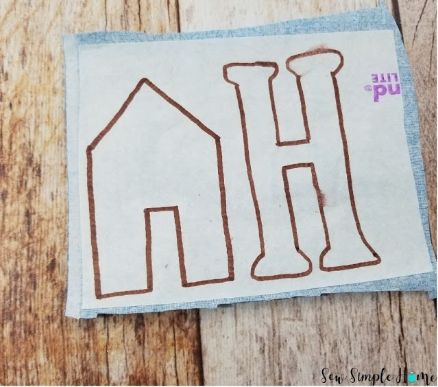 how to make appliques