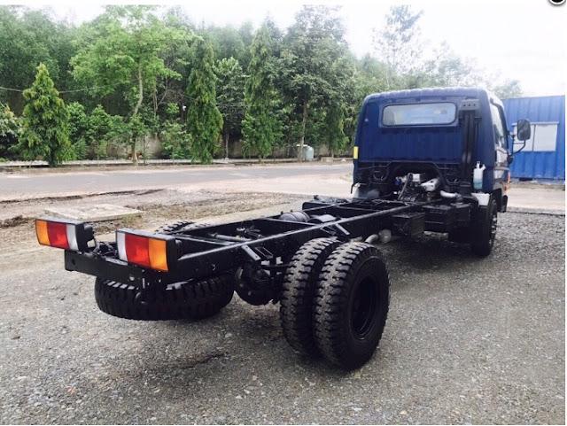 Hyundai hd120S Tư vấn mua xe tải Hyundai HD120S 8,5 tấn Đô Thành hyundai hd 120s 8 5 tan