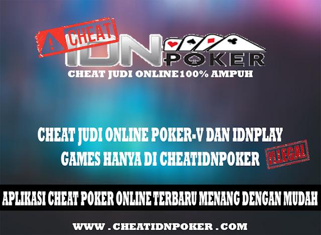 Aplikasi Cheat Poker Online Terbaru Menang Dengan Mudah