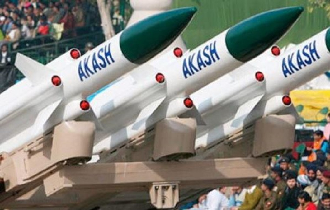 India will sell Akash missile to allied countries