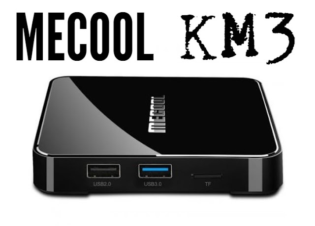 tvbox androidtv MECOOL KM3
