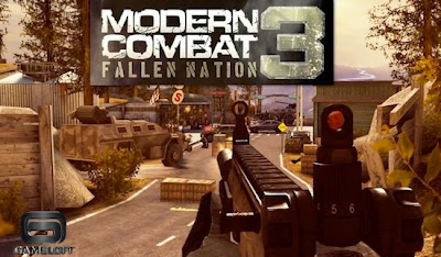 Modern-Combat-3-Gameloft Veja como está ficando Modern Combat 3: Fallen Nation (iPhone e iPad)