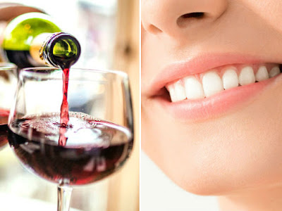 Boire du vin rouge pourrait aider à lutter contre la carie dentaire