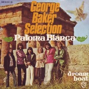 George Baker 40 Jaar Live