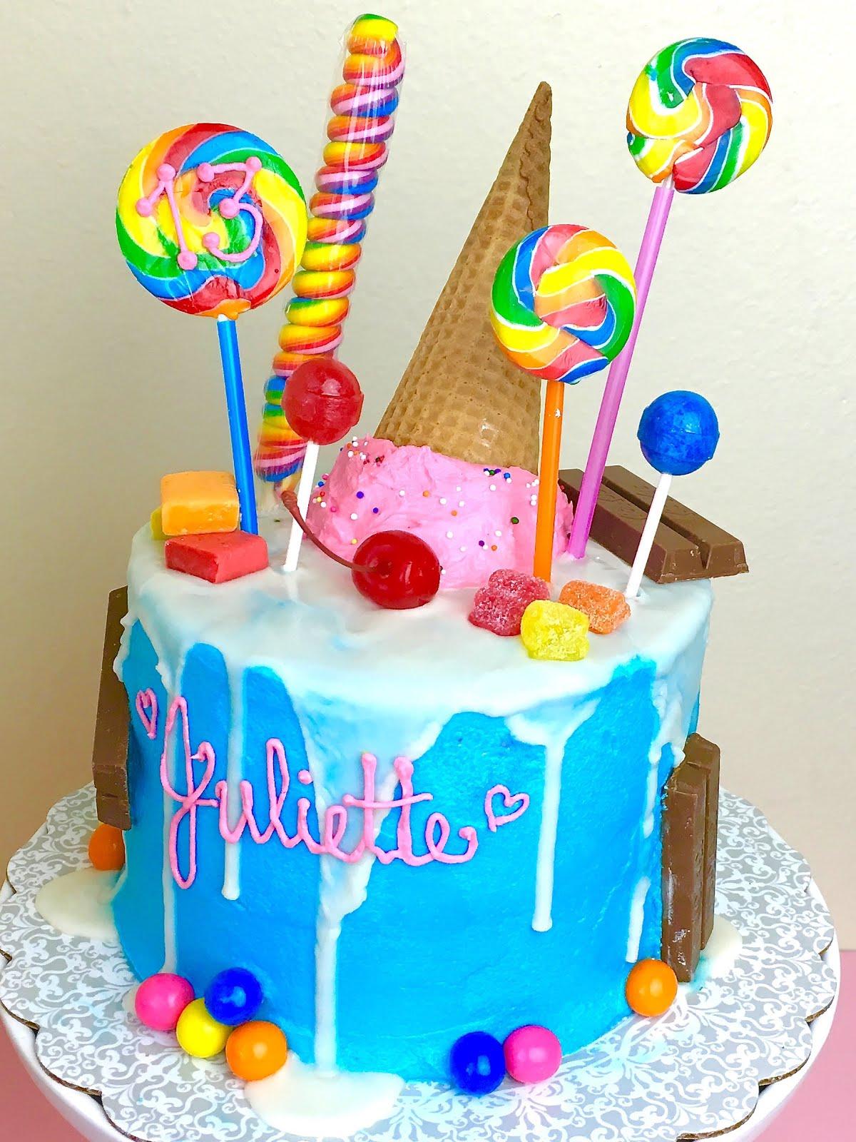 Easy Cake Lollipop Recipe