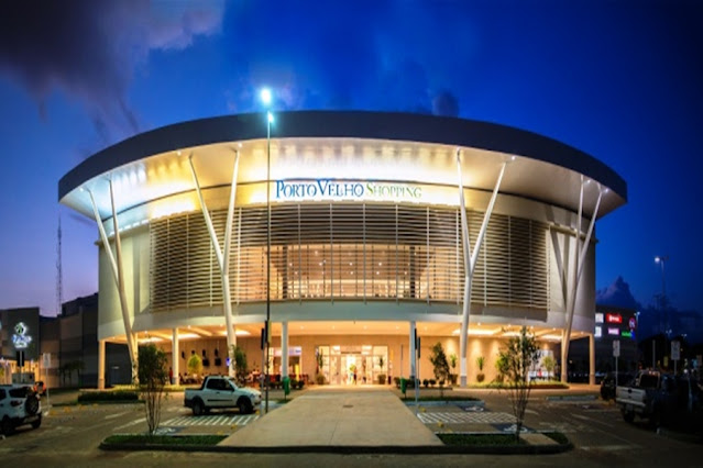 'Arraiá do Porto Velho Shopping' é realizado até o dia 1º de agosto