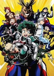Boku no Hero Academia - Episódios Online